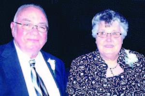 Mr. & Mrs. Carl Nicol - 2015