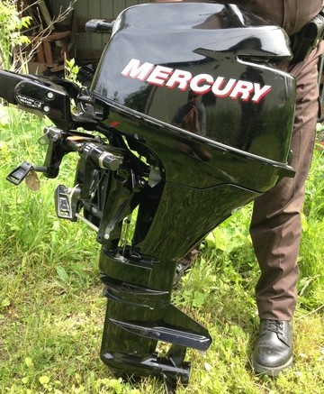 Outboard motor stolen from Sanilac County