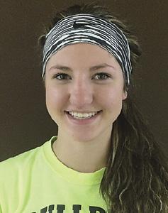 Name/Sport: Hannah Kady, Softball