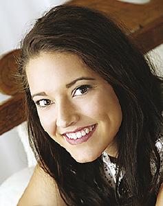 Miss - Samantha Orchard Sandusky, MI Talent: Vocal