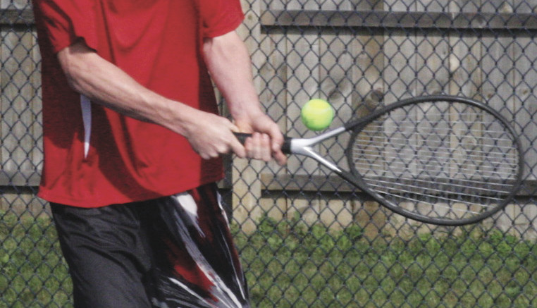 Danny Hale will be competing in the MHSAA State tennis finals.