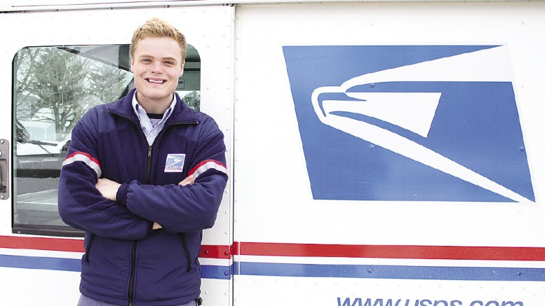 POSTMAN RINGS ONCE: Local postal worker, Max Martin II, was selected by the USPS to be featured in a new commercial scheduled to air as early as this summer.