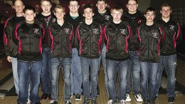 The Sandusky Varsity Bowling Team took first place at the Division 4 State finals.